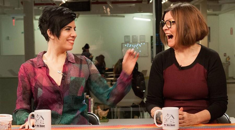 Jasmin Singer and Mariann Sullivan